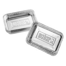Weber® Grillspyd og grillbakker - Drypbakke SMÅ