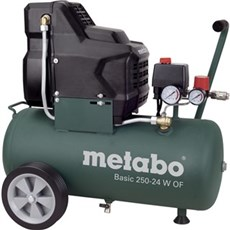 Metabo Kompressor - BASIC�250-24�W�OF