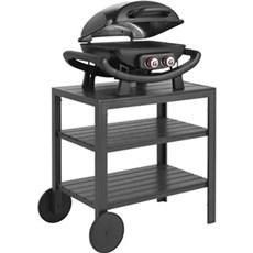 GrillGrill Grill tilbehør - Handy serveringsvogn
