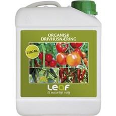 Leaf Gødning - LEAF Drivhusnæring Organisk