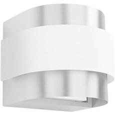Philips Væglampe - DRAVA - HVID
