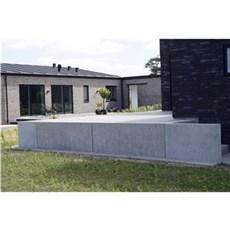 IBF Støttemur - Parkline L-element 45x200x80 cm