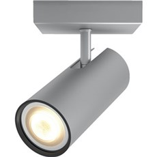 Philips Spotlampe - BURATTO single spot alu (without remote)