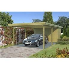 XL-BYG Carport - Lynge 1.6 Carport