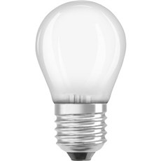 Osram LED - Superstar Krone 40 DIM 4.5 W/827 E27 FR