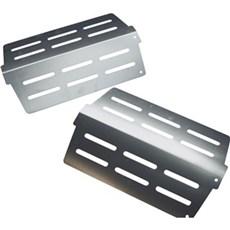 Weber® Reservedele - Varmereflektor sæt, Stainless steel