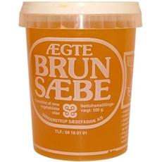Borup Reng�ringsmidler - fast brun s�be 500gr