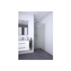 Scanbad Badafskærmning - FOLDEDØR