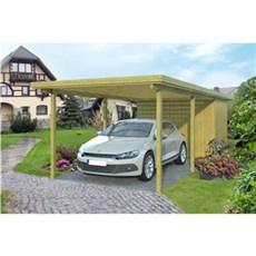 XL-BYG Carport - Lynge 1.1 Carport