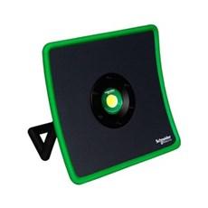 Jo-el LED arbejdslampe - IMT33088 25W sort/grøn