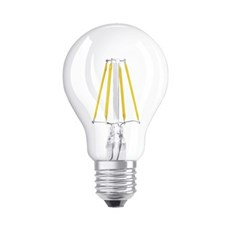 Osram LED - LED retro standard 40W/827 E27 fil d�mp