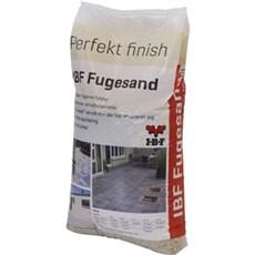 IBF Fugesand - Fugesand 20 kg 0-4 mm