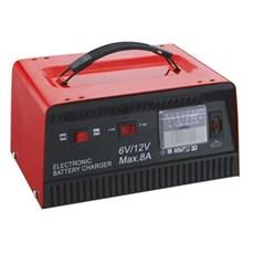 Rawlink-auto Batterilader 230V - 8 AMP