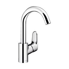 Hansgrohe Håndvaskarmatur - Ecos m/svingtud