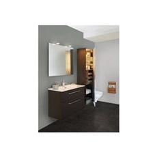 Scanbad Badeværelsessæt - Delta karat 100X64 cm