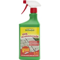 ECOstyle Ukrudtsmiddel - 750ml KVIK spray