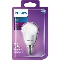 Philips LED - LED 25W P45 E14 WW FR ND 1BC/4