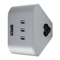 Osram Underskabsbelysning - USB SOCKET LED CORNER