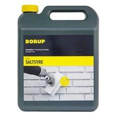 Borup Saltsyre - SALTSYRE 5 LITER