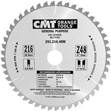 CMT Rundsavklinge - 291