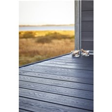 Wimex Komposit terrassebrædder - Nordic Deck Shield Sort