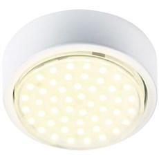 Nordlux Indbygningsspot - Geyer påbygning 3W LED