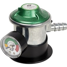 GrillGrill Gas til grill & gasregulator - Regulator med manometer