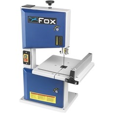 Fox Båndsav 230V - F28-182 200W