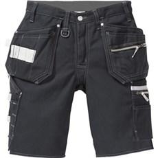 Kansas Arbejdsshorts - Gen Y Håndværker shorts SORT C54