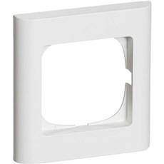 LK FUGA® Ramme - SOFTLINE 68 ramme 1 modul Hvid