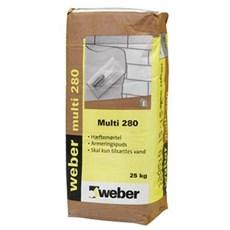 SAINT GOBAIN WEBER Mørtel - MULTI 280