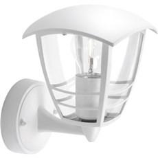Philips Væglampe - CREEK LANTERNE OP - HVID