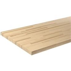 Scandiwood Træbordplade - 38×610×3000mm ASK