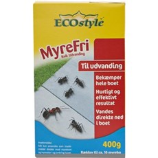 ECOstyle Myremiddel - Myrefri 400g udvanding