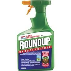 Roundup Ukrudtsmiddel - Flydende extra 1000ml