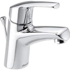 Damixa Håndvaskarmatur - Rowan m/løft op bundventil