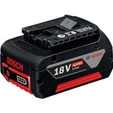 Bosch Batteri - BATTERI 18V 4,0AH