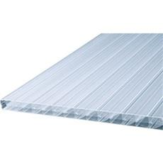 Plastmo Tagplade plast - TwinLite 16 mm Heatstop opal 98x360CMX16 MM