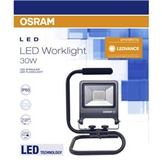 Osram Arbejdslampe - LED Worklight S-Fod 30W