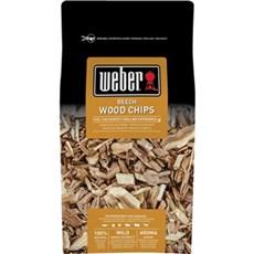 Weber® Grill tilbehør - Røgflis, bøg - 0,7 kg.
