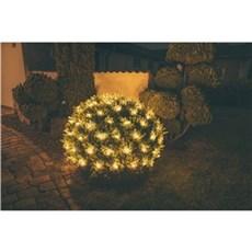 Det Gamle Apotek Lyskæde udendørs - 200 cm IP44 200 LED lys