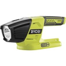 RYOBI Arbejdslampe til batteri - ONE+ R18T-0 U/BATTERI OG LADER