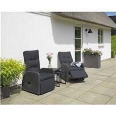 Outrium Havemøbelsæt - Saint tropez/genova 2 stole