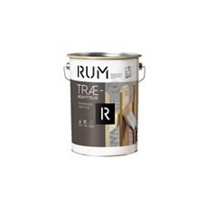 RUM Transparent - TRÆBESKYTTELSE 5 LTR. VAND/OLIE SORT
