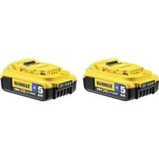 Dewalt Batteri - DCB284B 2x18V 5,0Ah