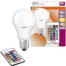 Osram LED - 60W/827 E27 mat