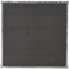 PLUS Hegn nem vedligehold - Cubic Rammehegn m/komposit 90x90 cm
