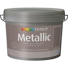 Dyrup Vægmaling - DYRUP METALLIC METALLIC CHAMPAGNE