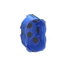 LK FUGA® Forfradåse - AIR forfradåse1½ M IP40 Vindtæt  Blå
